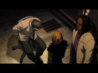 ������� ������ | Death Note 1 ����� 27 ����� [Ancord